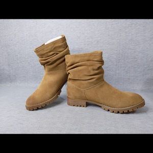 Chinese Laundry Flip Flat Bootie